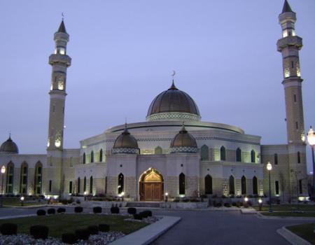 La Mosquée centrale de Washington